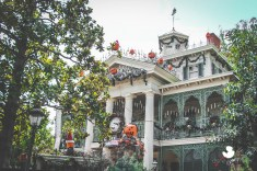 Disneyexaminer Disneyland Winter Wallpapers Haunted Mansion