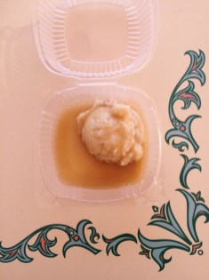 Mashed Potatoes & Gravy from the Plaza Inn