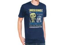 Funko Pop Star Wars T Shirts Luke Skywalker Hoth