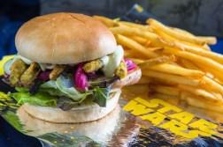 Light Side Chicken Burger