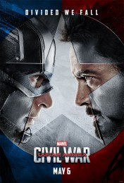 Marvel Captain America Civil War Poster 1