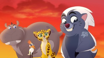 """Beshte, Ono, Fuli and Bunga are """"bravest, strongest, fastest and keenest of sight"""""""