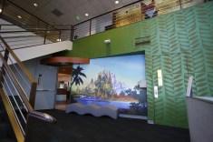 Lobby of Tujunga. Photo courtesy of Disney.