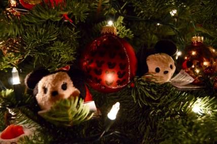 DIY Mickey Ornament Minnie Tsum Tsum