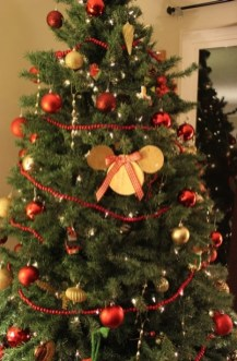 Mickey Mouse Ornament 1