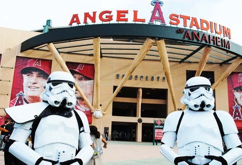 Autism Speaks Walk Angel Stadium 501st Star Wars Legion 1