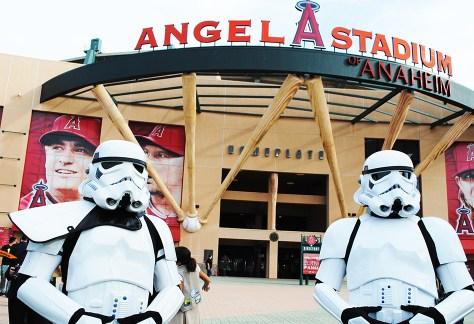 Autism Speaks Walk Angel Stadium 501st Star Wars Legion 1