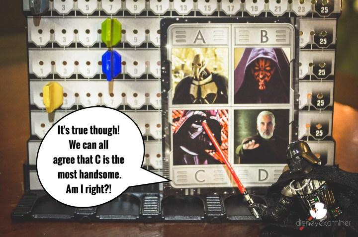 Disney Board Games Review Disneyexaminer Winter 2015 Star Wars 4
