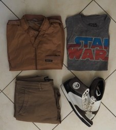 Star Wars Mens Style Guide Disneyexaminer Finn The Force Awakens Clothes