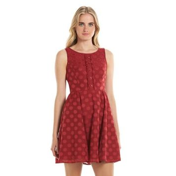 Red - Photo courtesy of Kohls.com