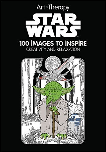 disney-star-wars-art-therapy-coloring-book
