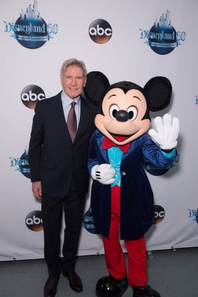 Harrison Ford (c) ABC