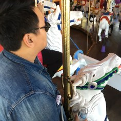 King Arthur Carousel Best Rides To Go On A Date At Disneyland 2