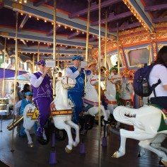 King Arthur Carousel Best Rides To Go On A Date At Disneyland
