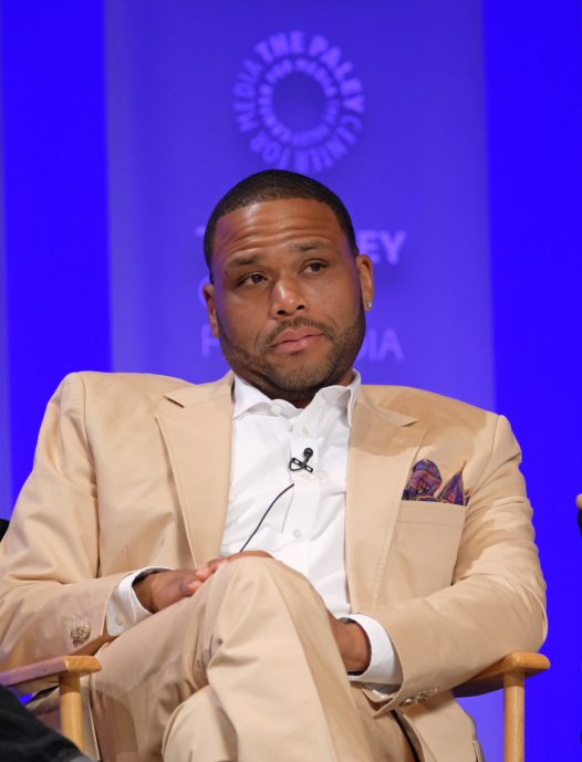 HOLLYWOOD, CA - MARCH 13: Anthony Anderson at PaleyFest LA 2016 honoring black-ish, presented by The Paley Center for Media, at the Dolby Theatre on March 13, 2016 in Hollywood, California. © Michael Bulbenko for the Paley Center