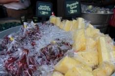 Disneyland Healthy Snack Grape Pineapple 1