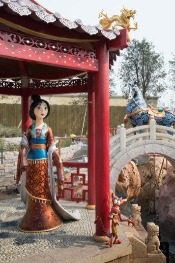 Mulan Voyage To The Crystal Grotto Shanghai Disney Epicenter Disneyexaminer