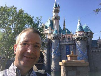 Chris Wing Disneyland