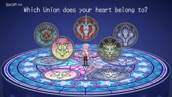 Kingdom Hearts Unchained X Impression - Foreteller Unions
