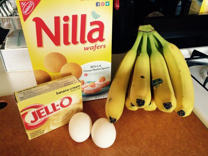 Mother's Day DIY - Ingredients