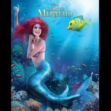 Proud as Ariel (Thailand) Photo: Disney Channel Asia Facebook