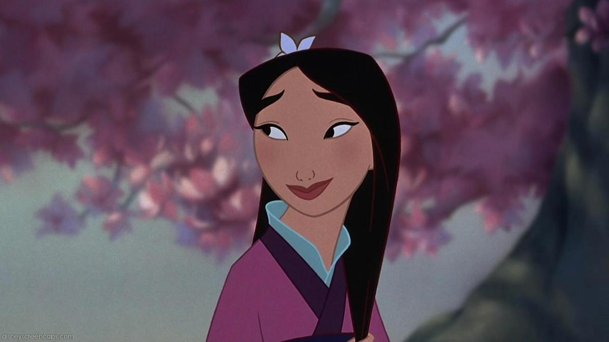 Asian Pacific Islander Disney