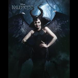 Gam as Maleficent (Thailand) Photo: Disney Channel Asia Facebook