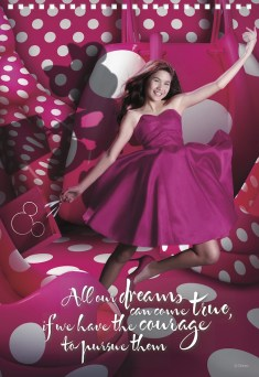 Ariadna as Minnie Mouse Photo by Mark Nicdao