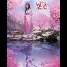 Kim Chiu as Mulan (Phillipines) Photo: Disney Channel Asia Facebook