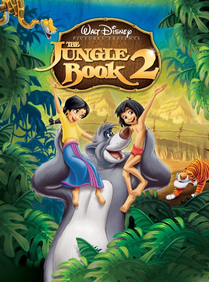 Worst Disney Sequels DisneyExaminer Jungle Book 2