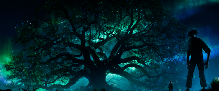The BFG Movie Still Dream Tree