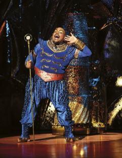 Aladdin UK Production Musical Opening Review DisneyExaminer 4