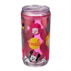 Back to School Supplies Disney Store Products Minnie Mouse MXYZ Reusable Sip-Top Soda Bottle