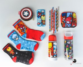 Marvel MYXZ Package