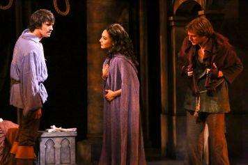 The Hunchback of Notre Dame La Mirada Theatre for the Performing Arts Esmeralda Captain Phoebus Quasimodo