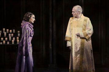 The Hunchback of Notre Dame La Mirada Theatre for the Performing Arts Esmeralda Frollo