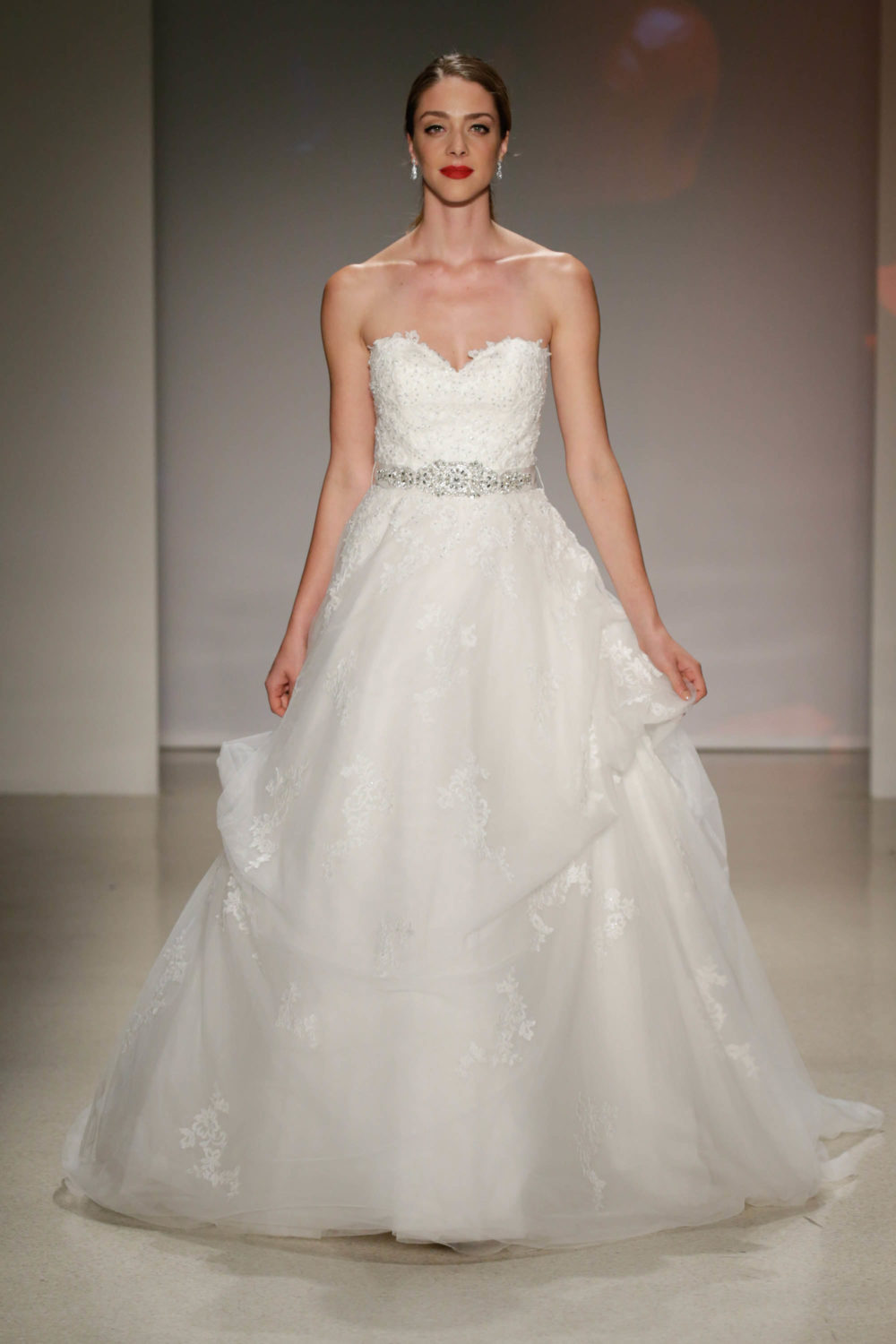 Belle Beauty and the Beast Wedding Dress Alfred Angelo Spring 2017 ...