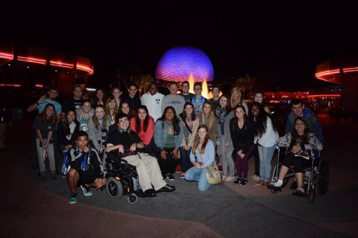 Disney Parks LifeGroup Bible Study Faith Group Walt Disney World Epcot