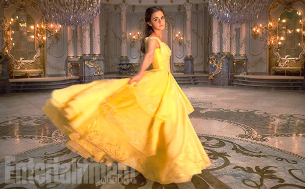 Beauty and the Beast (2017) Emma Watson as Belle From http://www.ew.com/gallery/beauty-and-the-beast-photos