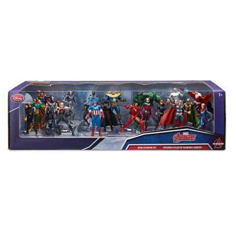 Disney Holiday Season Shopping Black Friday Gift Ideas 2016 Avengers Mega Figure Set