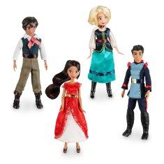 "Disney Holiday Season Shopping Black Friday Gift Ideas 2016 Elena of Avalor Mini Doll Set 5"""