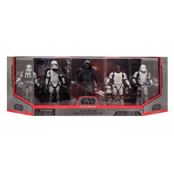Disney Holiday Season Shopping Black Friday Gift Ideas 2016 Star Wars: The Force Awakens Deluxe Die Cast Action Figure Gift Set