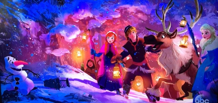 Frozen Christmas.There S A New Frozen Short Film Coming Out Next Christmas