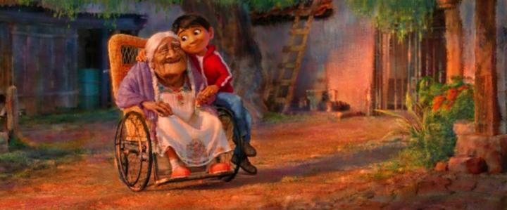 Disney Pixar Coco Miguel Imelda Characters