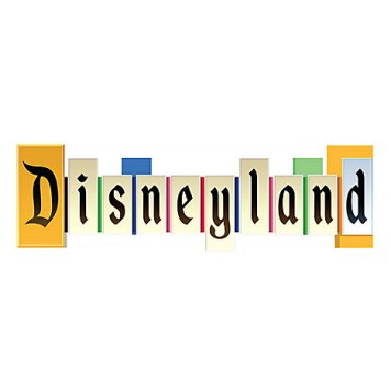 Disneyland Wall Sign Gift Ideas Grown Ups