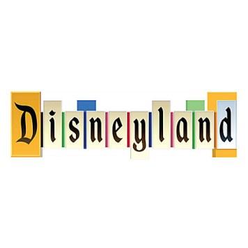Disneyland Wall Sign Gift Ideas Grown Ups