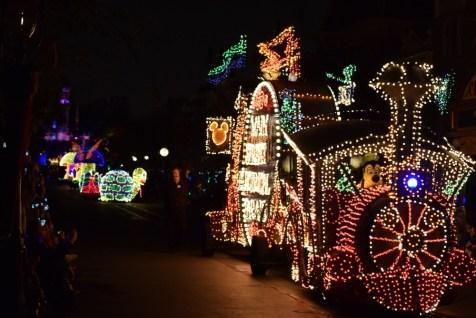 Main Street Electrical Parade Disneyland Premiere 2017 Drum Float