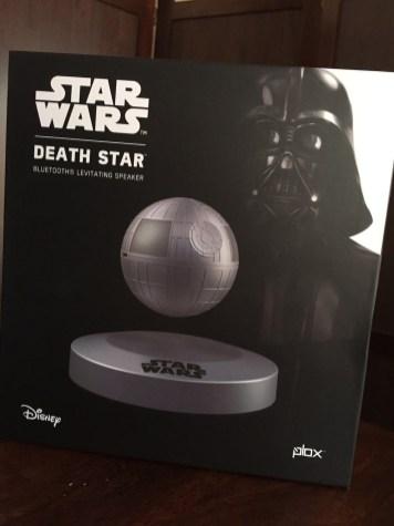 Star Wars Death Star Levitating Speaker 3