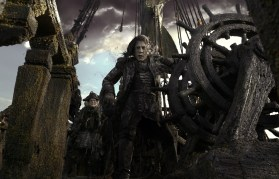 Pirates Of The Caribbean Dead Men Tell No Tales Review DisneyExaminer Captain Salazar Javier Bardem