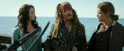 Pirates Of The Caribbean Dead Men Tell No Tales Review DisneyExaminer Jack Sparrow